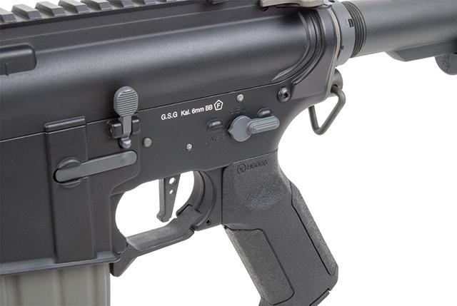 Ares Arms Amoeba M4 Black AMML Griffstück