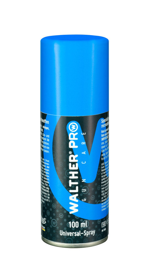 Walther Pro Gun Care Universal Spray 100 ml