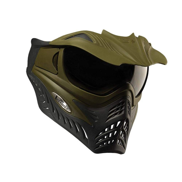 G.I. SPORTZ VForce GRILL Paintball Maske Grün-Schwarz
