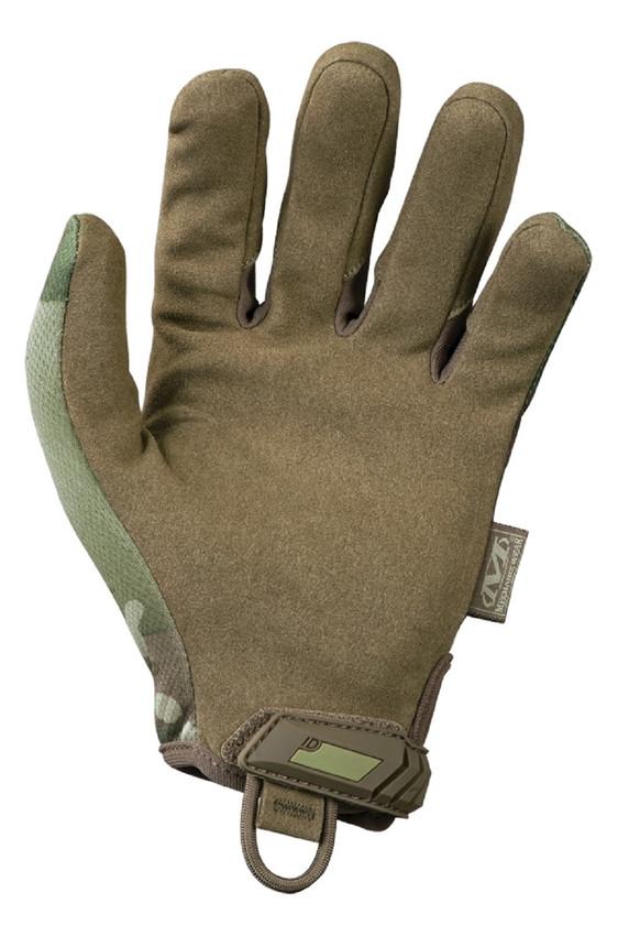 Mechanix Wear Handschuhe Original Rückseite Multicam