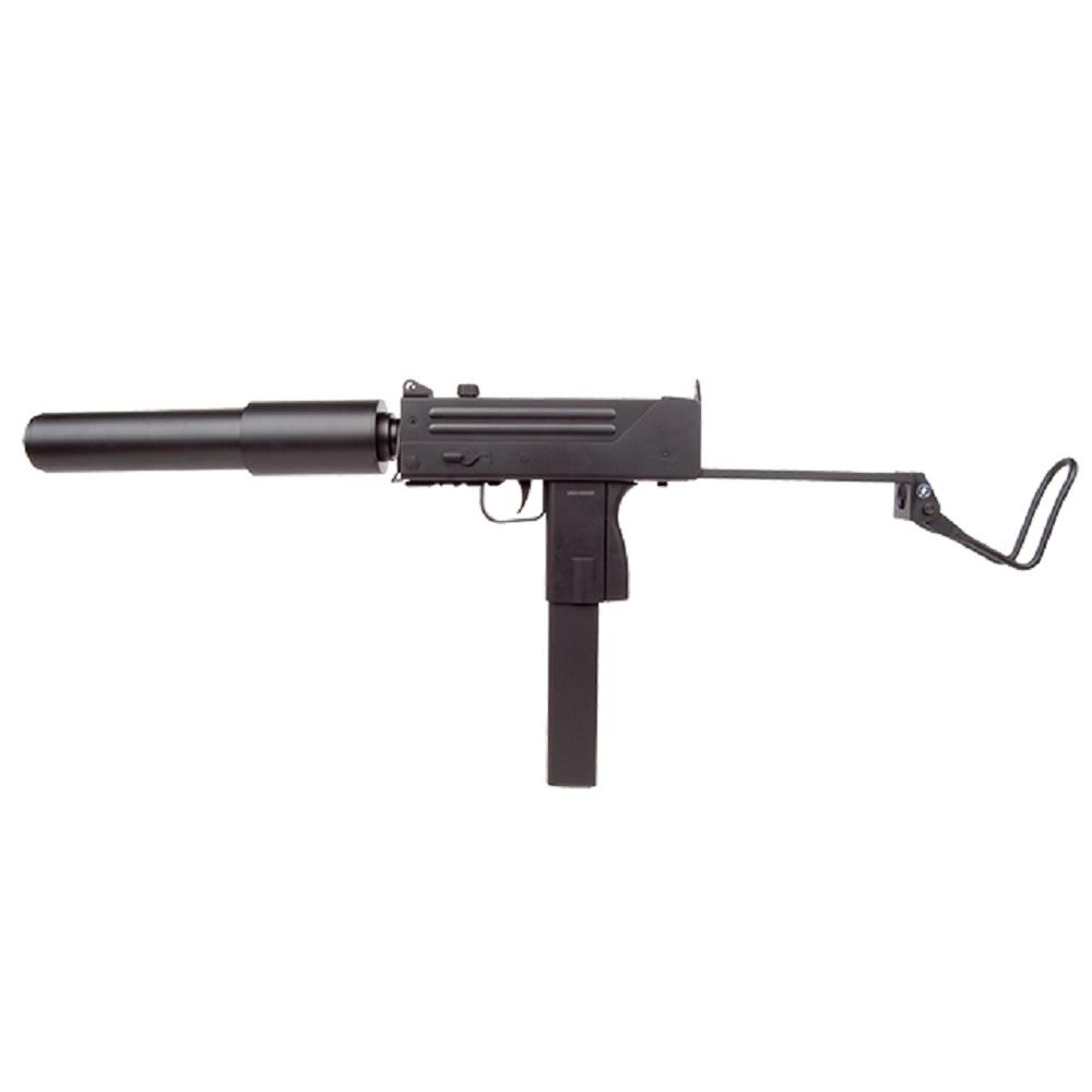 ASG Softair Ingram MAC10 0.5 J Schwarz 6 mm