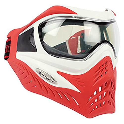 G.I. SPORTZ VForce GRILL Paintball Maske Rot