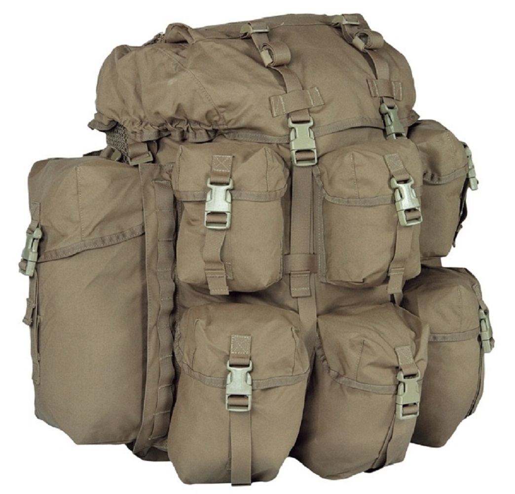 Warrior Assault Systems Rucksack BMF Bergen Coyote