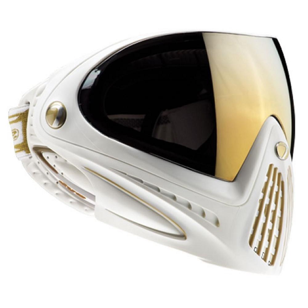 Dye i4 Maske, White/Gold