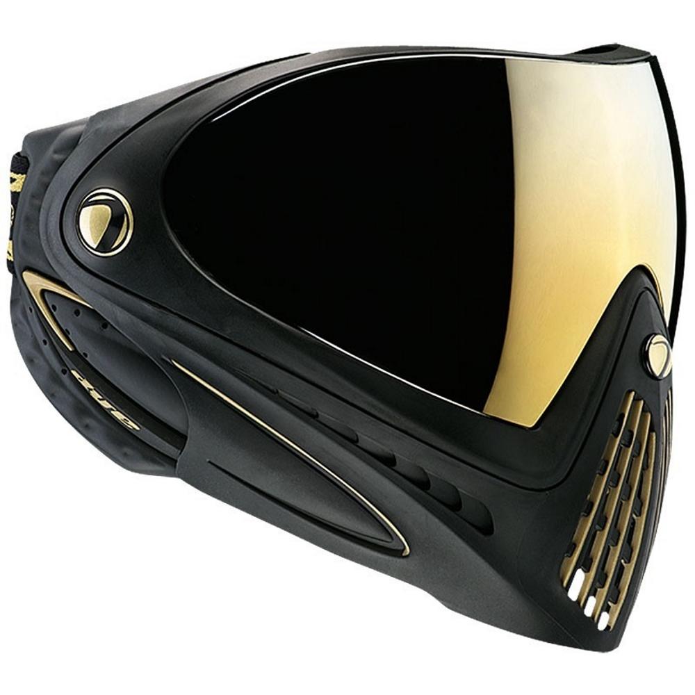 Dye i4 Maske, Black/Gold