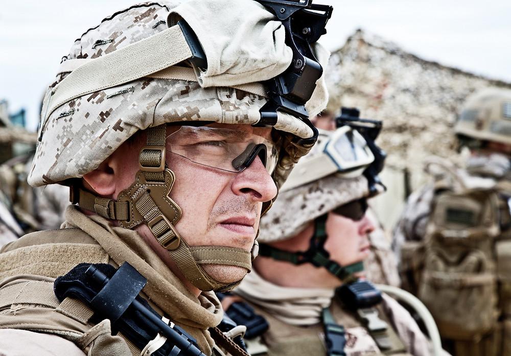US-Marines im Irak