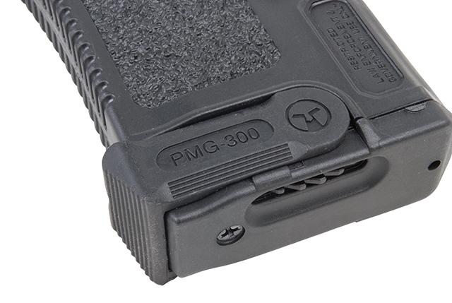 Ares Arms Amoeba M4 Black 008 Standard-Version Magazin