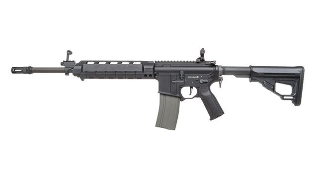 Ares Arms Amoeba M4 Black AMML Seite