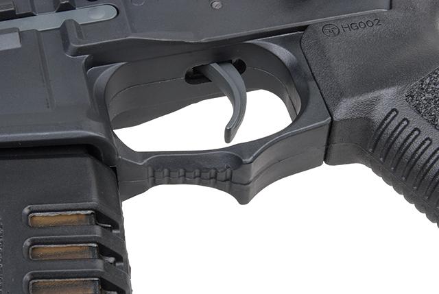 Ares Arms Amoeba M4 Black 008 Standard-Version Abzug
