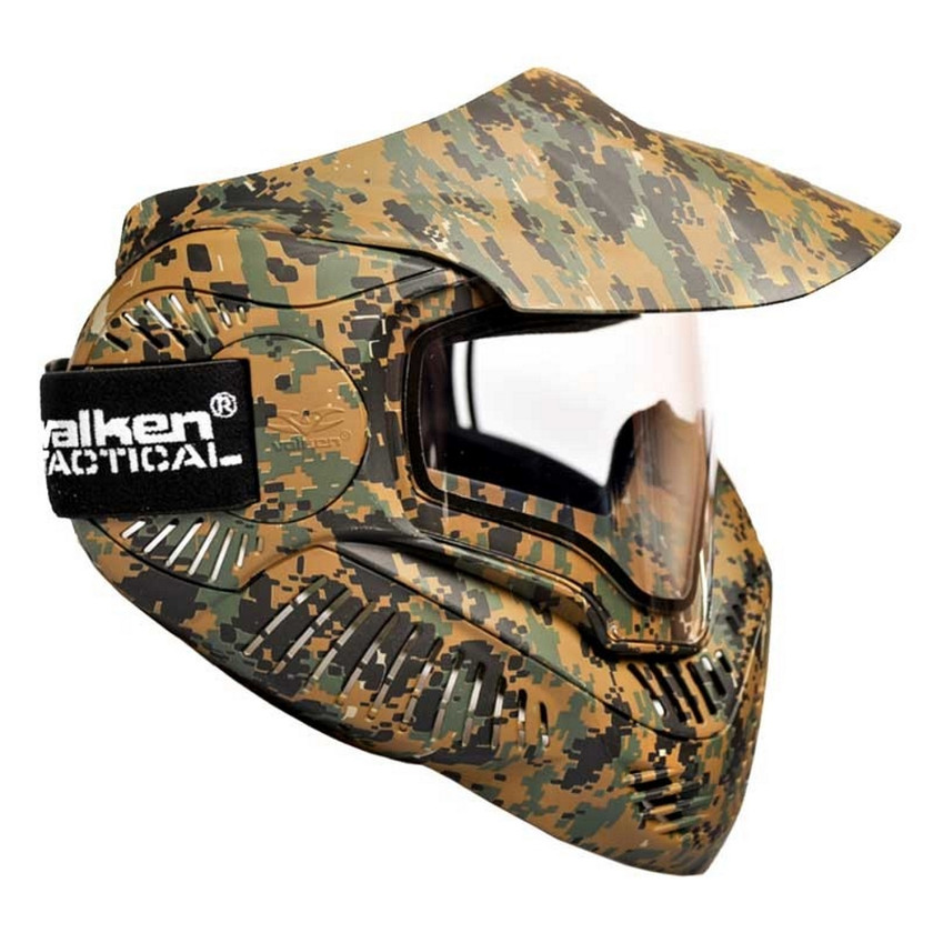 SLY Paintball Annex MI-7 Thermal Maske