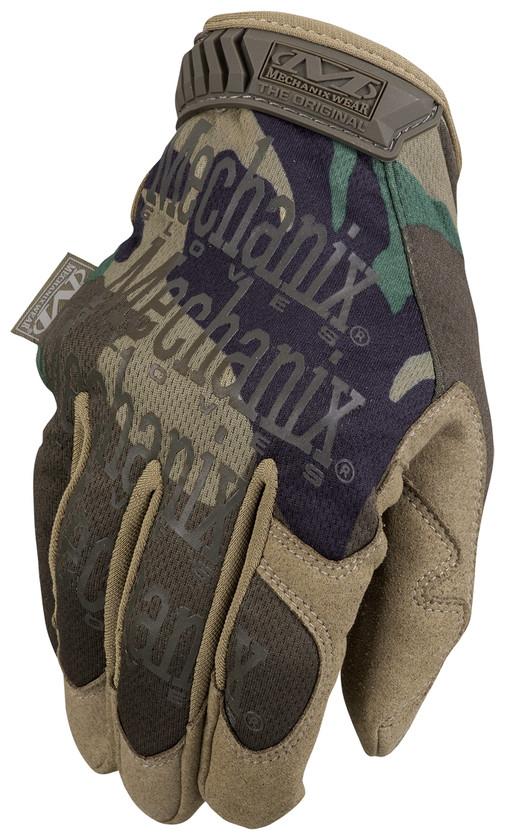 Mechanix Wear Handschuhe Original Woodland