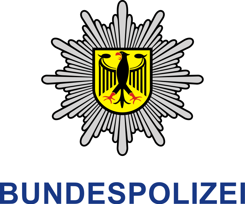 Bundespolizei Webseite