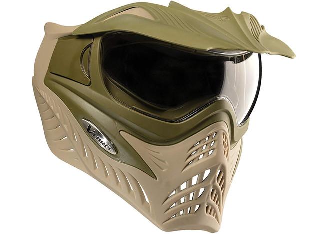 G.I. SPORTZ VForce GRILL Paintball Maske Oliv