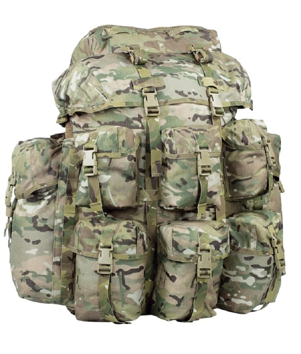 Warrior Assault Systems Rucksack BMF Bergen Multicam