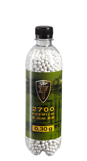 Elite Force Softair Munition Bio BBs - 0.20 g 6 mm 2.700 Stk. Flasche
