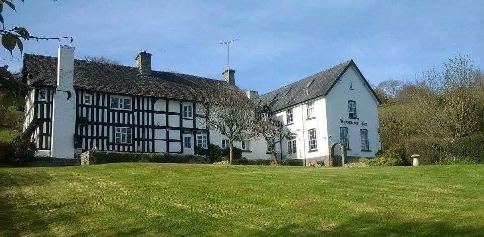 Rhydspence Inn Rear