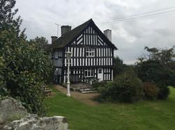 Rhydspence Inn Side