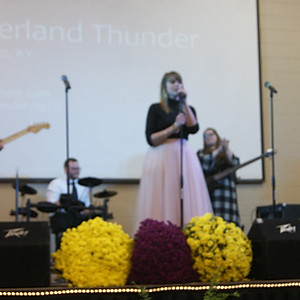 Cumberland Thunder @ KSGSC