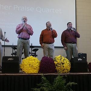 Higher Praise Quartet @ KSGSC