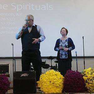 Spirituals @ KSGSC
