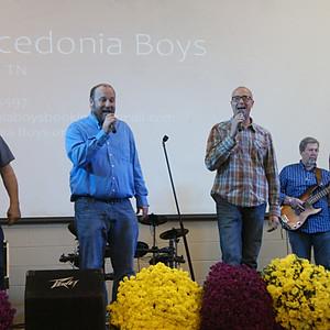 Macedonia Boys @ KSGSC