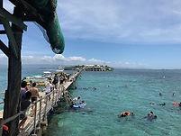 セブ島アイランドホッピング/ナルスアン島/ヒルトゥガン島/セブ島ツアー/セブ島オプショナルツアー
