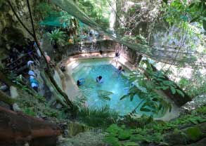 イソイ温泉 セブ島オプショナルツアー/セブ島ツアー【セブセレクトツアーズ】