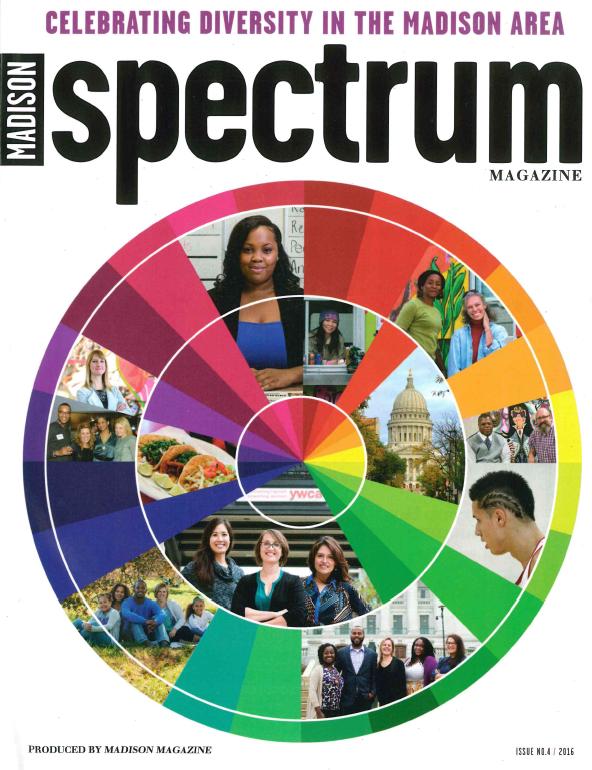 Spectrum Magazine