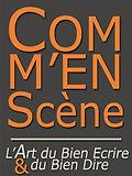 Logo Commenscene - Sylvain Le Breton