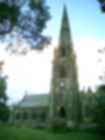 Todmorden church