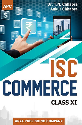ISC Commerce Class- XI