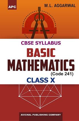 Basic Mathematics Class- X