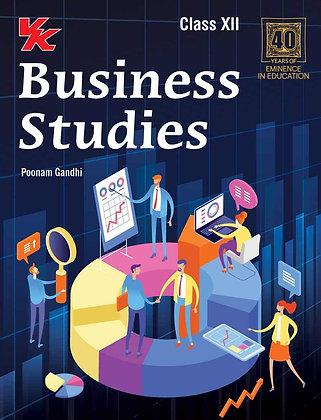Business Studies Class 12 CBSE (For 2021 Exam)