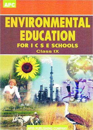 Environmental Education for ICSE Schools Class- IX