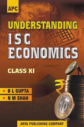 Understanding ISC Economics Class- XI