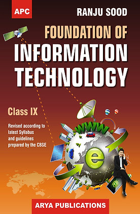 Foundation of Information Technology Class- IX