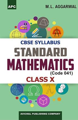 Standard Mathematics Class- X