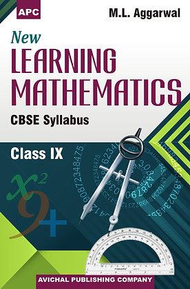 New Learning Mathematics Class- IX