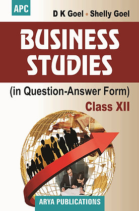 Business Studies (In Question Answer Form) Class- XII