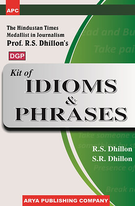DGP Kit of Idioms & Phrases