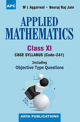 Applied Mathematics, Class-XI