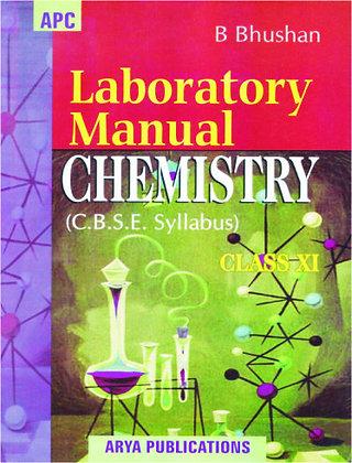Laboratory Manual Chemistry Class- XI