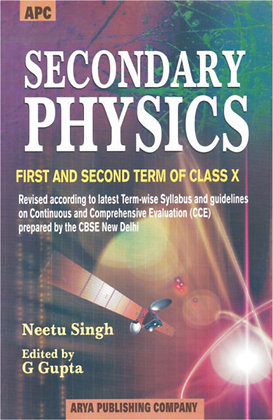 Secondary Physics Class- X