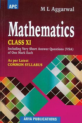 Mathematics (Common Syllabus) Class- XI