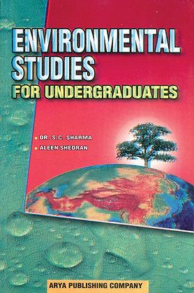 Environmental Studies for Undergraduates