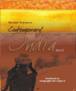 Contemporary India - Geography