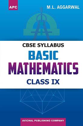 Basic Mathematics Class- IX