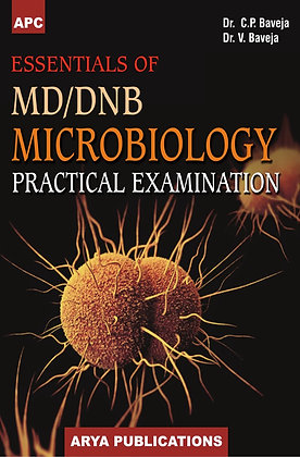 Essentials of MD/DNB Microbiology Practical Examination