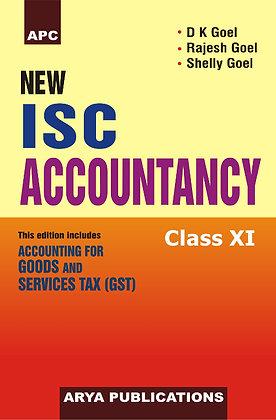 New I.S.C. Accountancy Class- XI