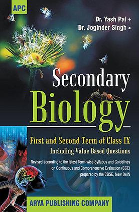 Secondary Biology Class- IX